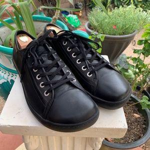 Birkenstock Arran Leather Sneaker Lace Up sz 44 11
